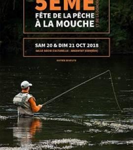 salon Argentat 2018,pêche à la mouche,