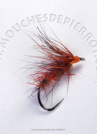 orl rouge / baetis rhodani